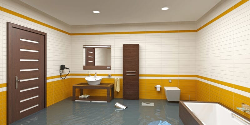 water damage cleanup port st lucie, water damage repair port st lucie